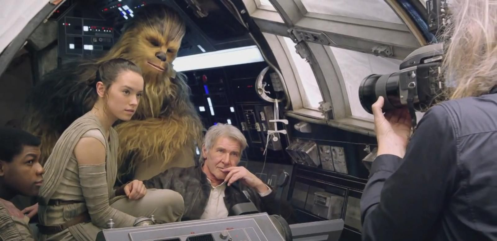 VIDEO: Index: The New Cast of 'Star Wars' Revealed