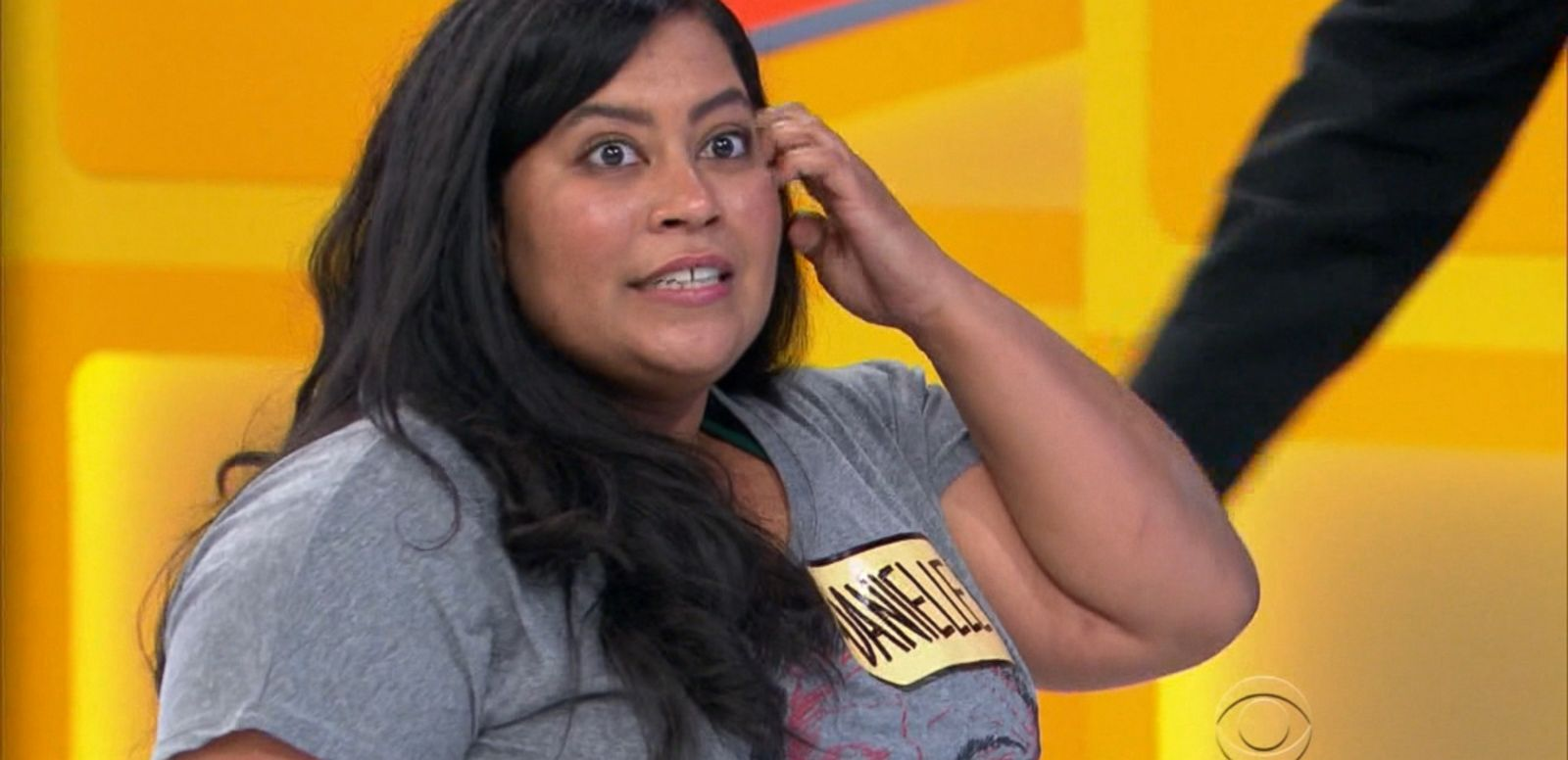 """VIDEO: Contestant Danielle Perez, a comedian based in Los Angeles, thinks all the attention to the prize is """"hilarious."""""""