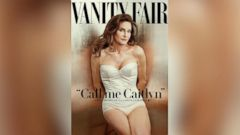 VIDEO: The first image of Bruce Jenner as a woman has been released by Vanity Fair magazine, with the new name Caitlyn Jenner.