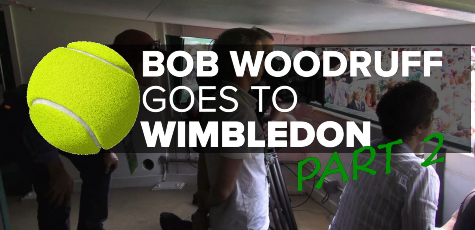 VIDEO: Wimbledon 2015 Week Two: Inside the Secret Bunker