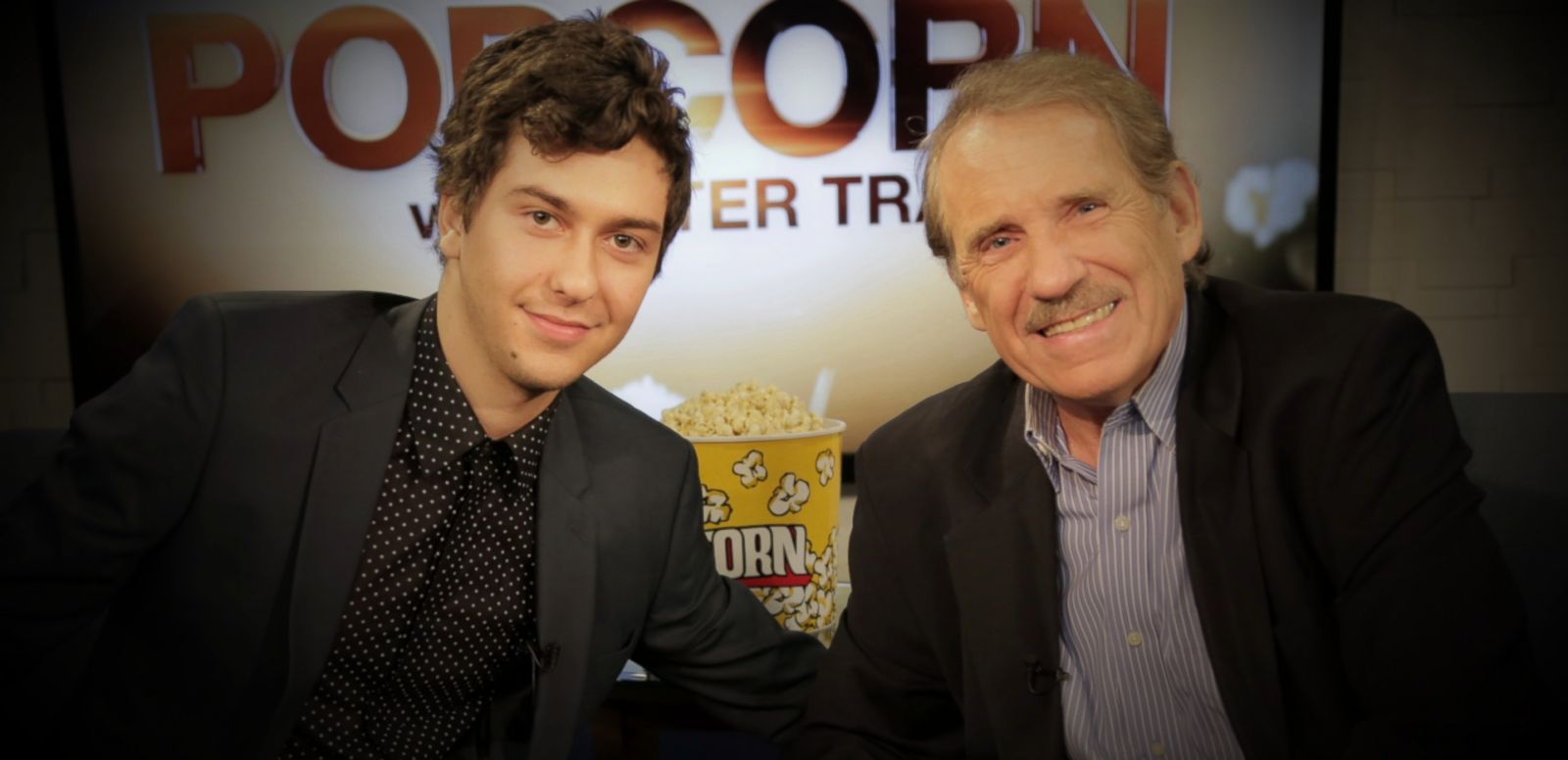 VIDEO: How Robert De Niro Pranked 'Paper Towns' star Nat Wolff