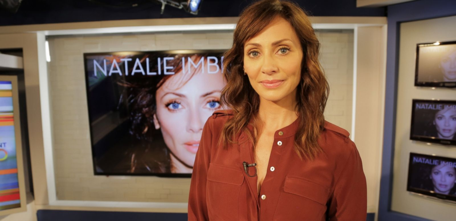 VIDEO: 'Torn' songstress Natalie Imbruglia Making a Comeback With New Music