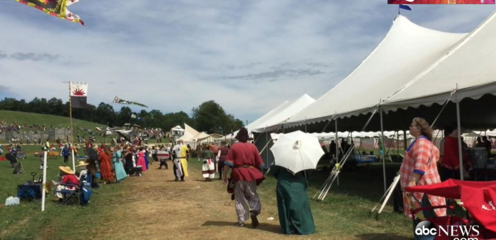 GoStream: Inside the Pennsic Wars
