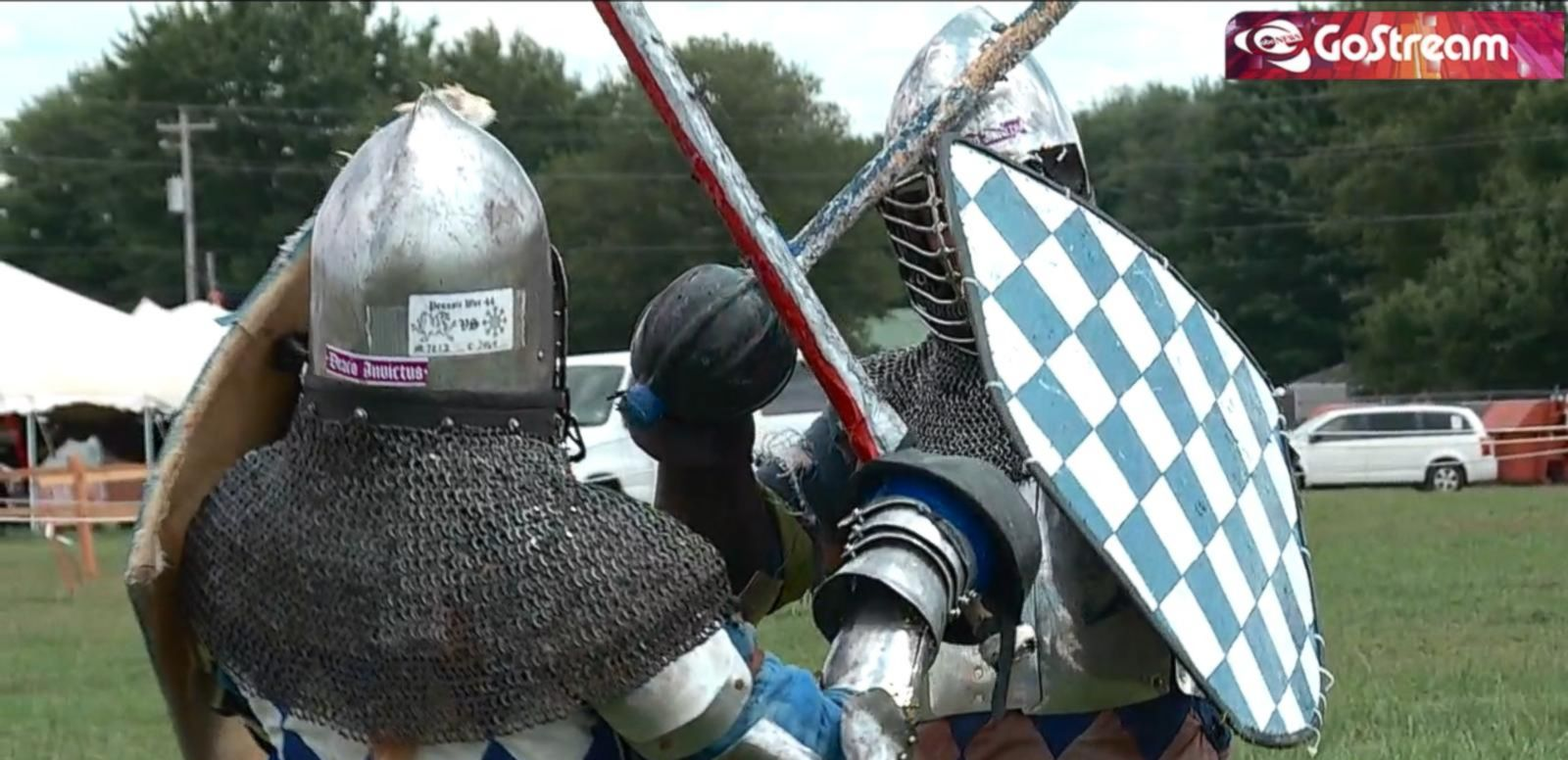 VIDEO: Pennsic Wars
