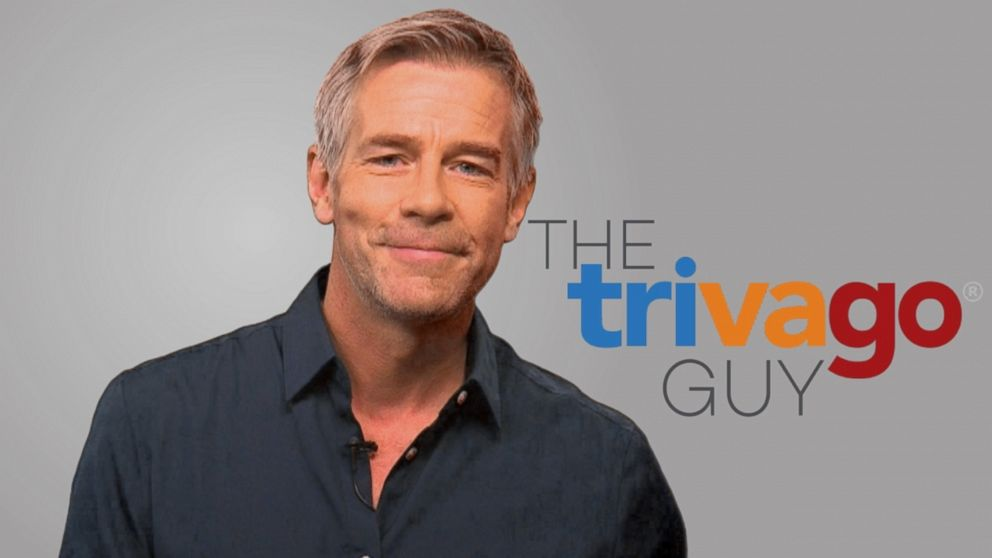 The Trivago Guy As You've Never Seen Him Before Video ...