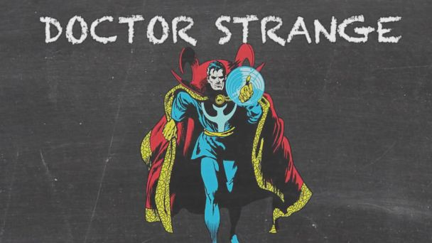 VIDEO: Master of the Mystic Arts - Doctor Strange MARVEL 101