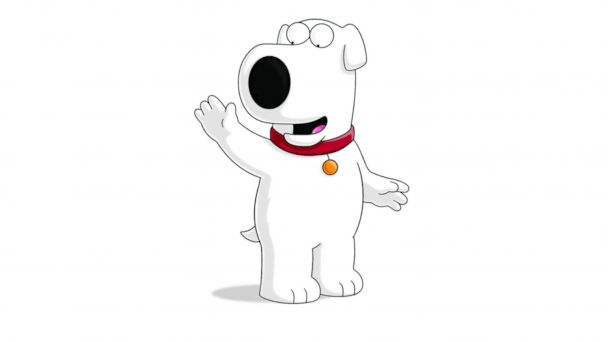 153950308 16x9 608 Family Guy Kills Brian the Dog