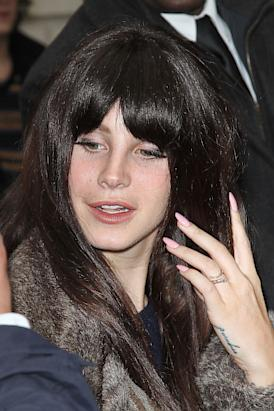 Lana Del Rey's Edgy New Look