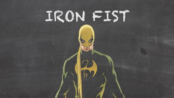 VIDEO: Defeated a Legendary Dragon - Iron Fist - MARVEL 101