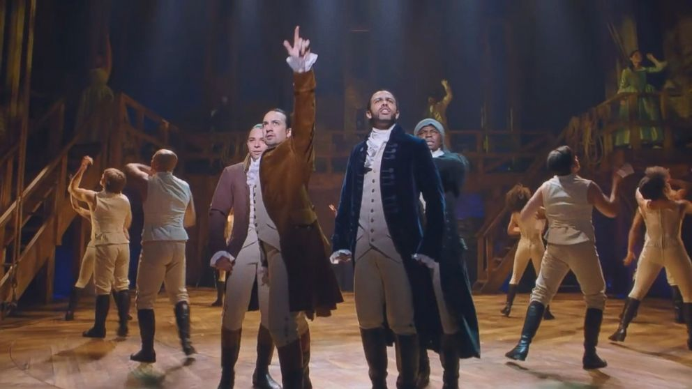 hamilton criticized for quotnonwhitequot casting call video
