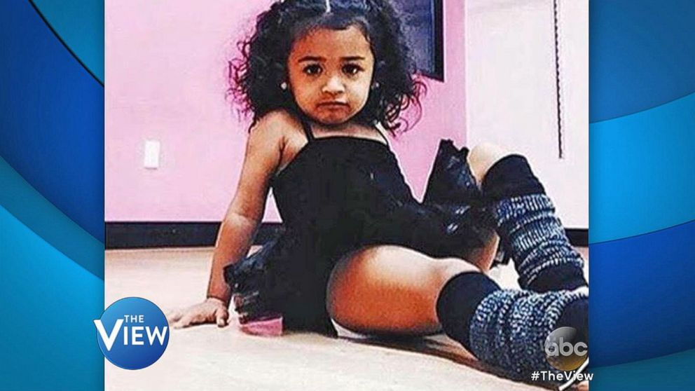 Chris Brown Expresses Concern Over Baby Daughter S Adult