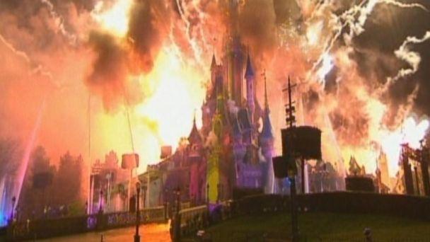 VIDEO: Disney Theme Parks Through the Years