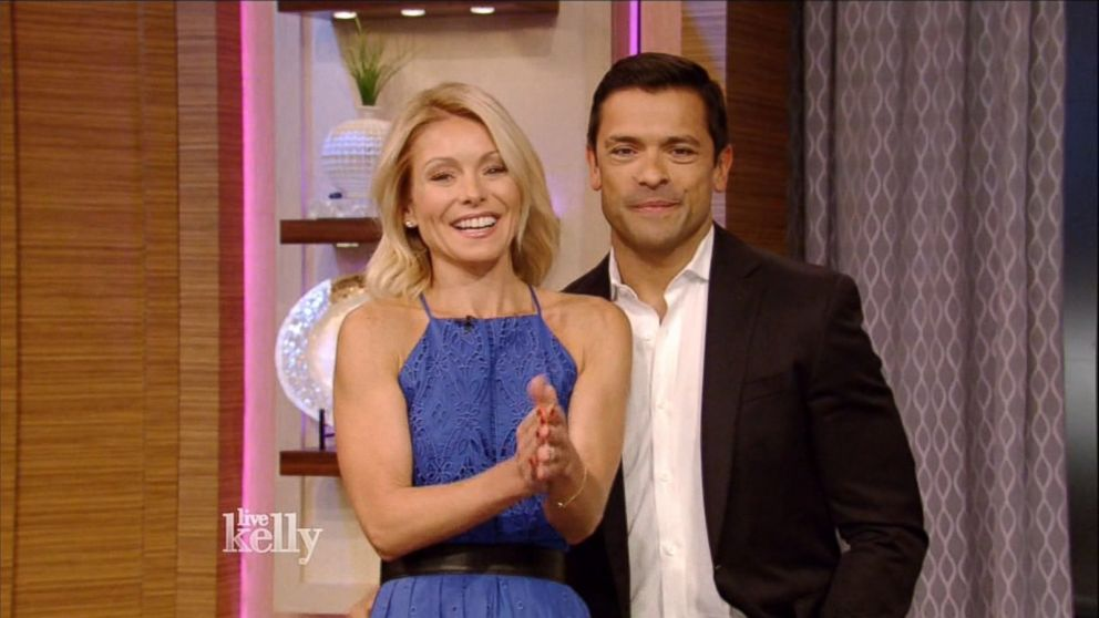 Kelly Ripa Mark Consuelos Look Back After 20 Years Of Marriage Video Abc News