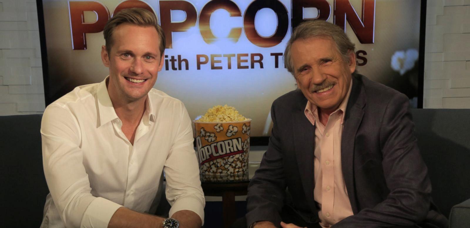 VIDEO: 'The Legend of Tarzan's' Alexander Skarsgard Talks Iconic Role