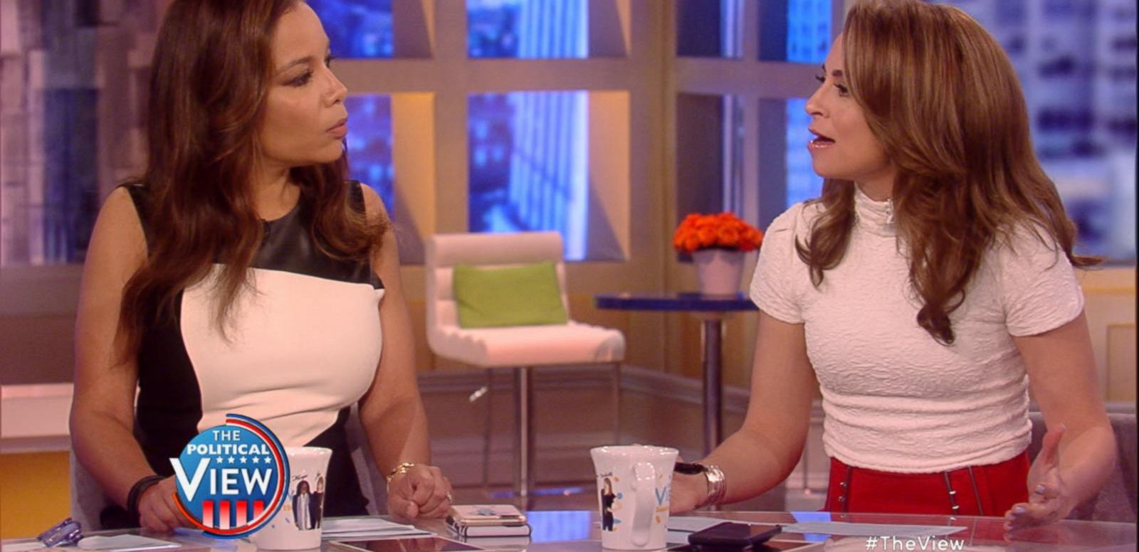 VIDEO; 'The View': Are Lower Taxes a Good Thing?