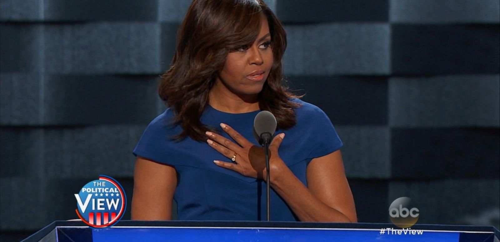 VIDEO: Michelle Obama Steals Show Day 1 of Democratic National Convention