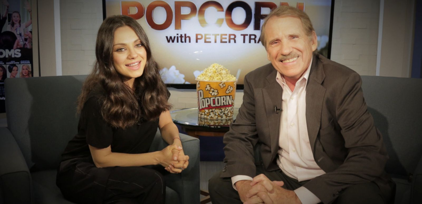 VIDEO: Mila Kunis Says Hollywood Needs More Leading Roles for Women