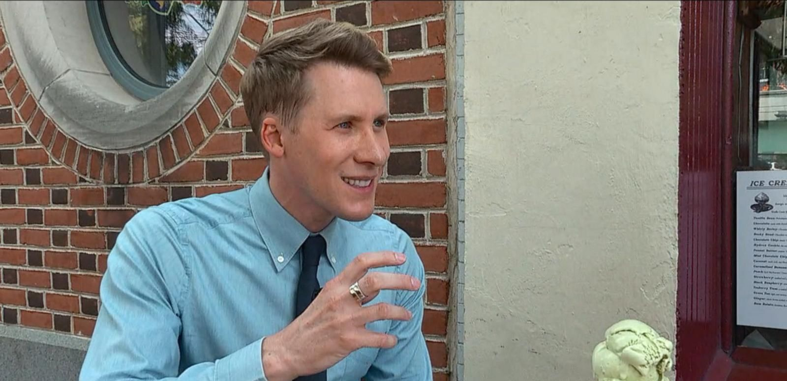 VIDEO: Oscar Winner Dustin Lance Black talks LGBT Issues and the DNC
