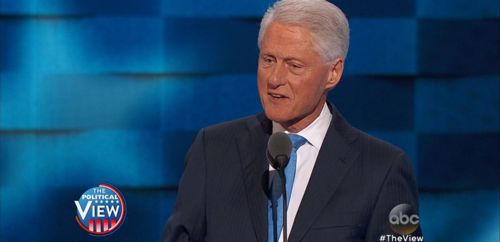 VIDEO: Bill Clinton Delivers Powerful Speech About His Wife at DNC