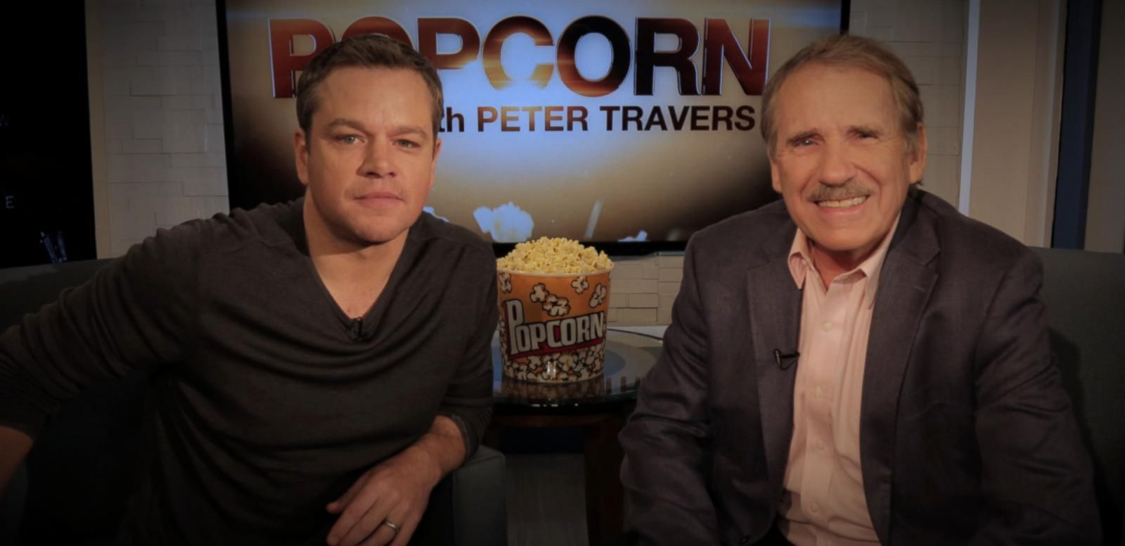VIDEO: Matt Damon on Why It Took So Long for a New 'Jason Bourne' Movie