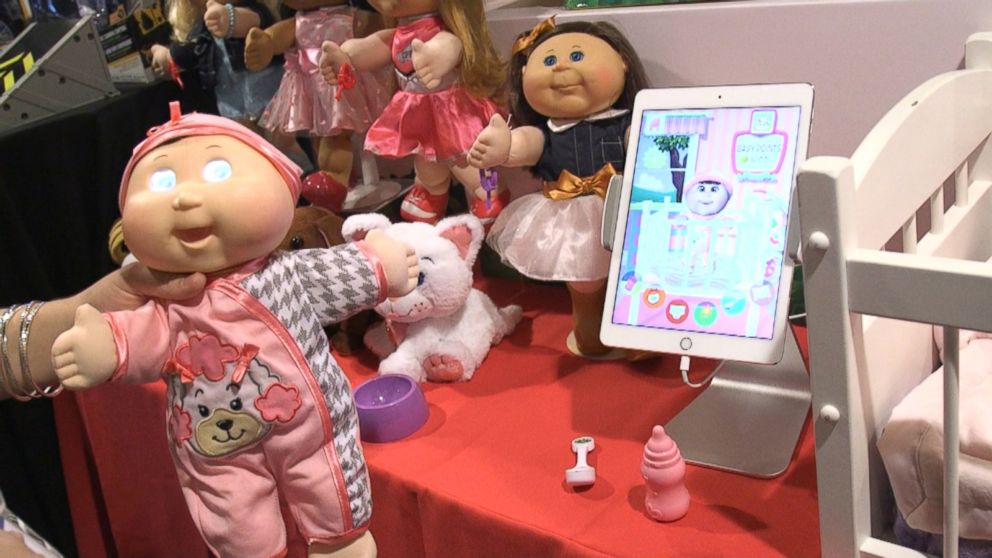 VIDEO: The Toy Insider Mom Talks Cabbage Patch Kids Making a Comeback