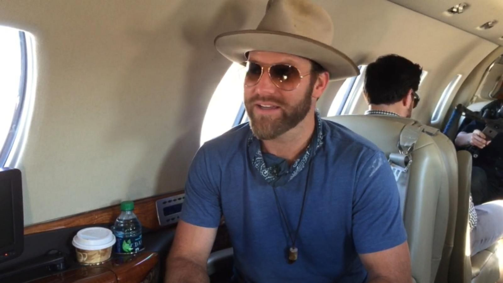 VIDEO: Drake White Discusses Five-Charity Tour On His Way To Dallas