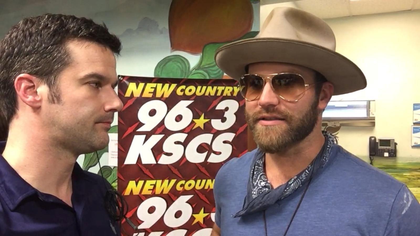 VIDEO: Drake White Visits Dallas Food Bank