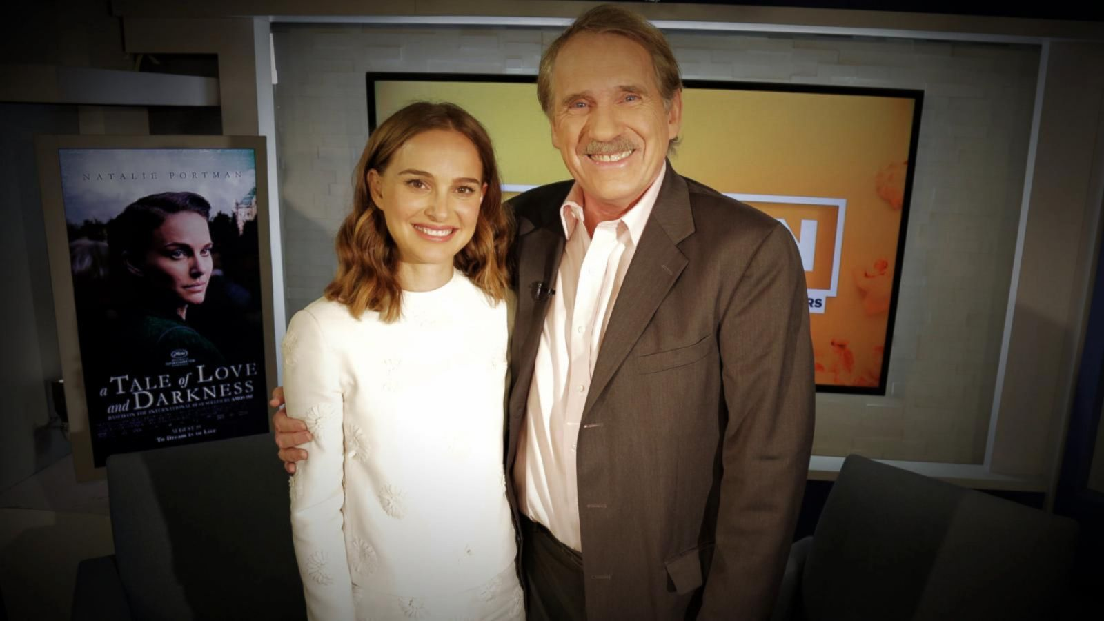 """VIDEO: Natalie Portman on the 'Magical' Feeling of Directing and Starring in """"A Tale of Love and Darkness"""""""