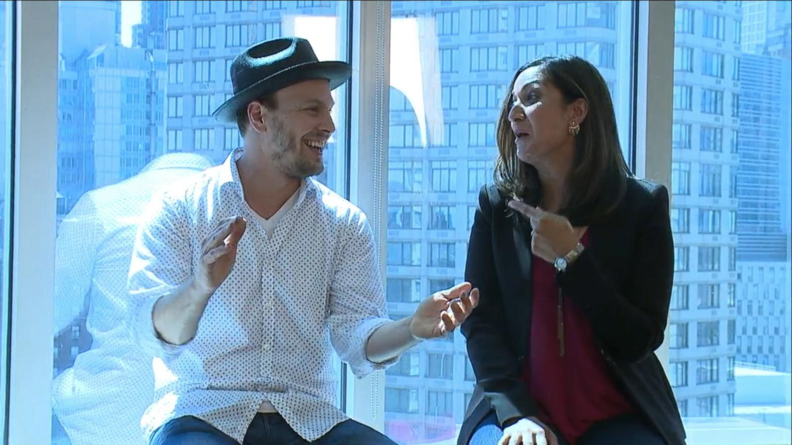 VIDEO: Gavin DeGraw on the Tie Between Music and Family