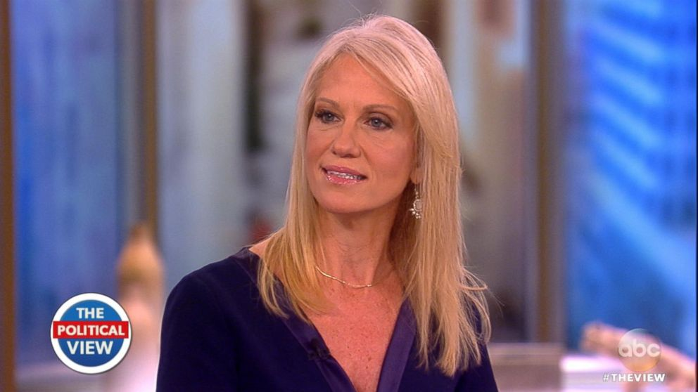 Kellyanne Conway Discusses Donald Trump's Health, Tax ...