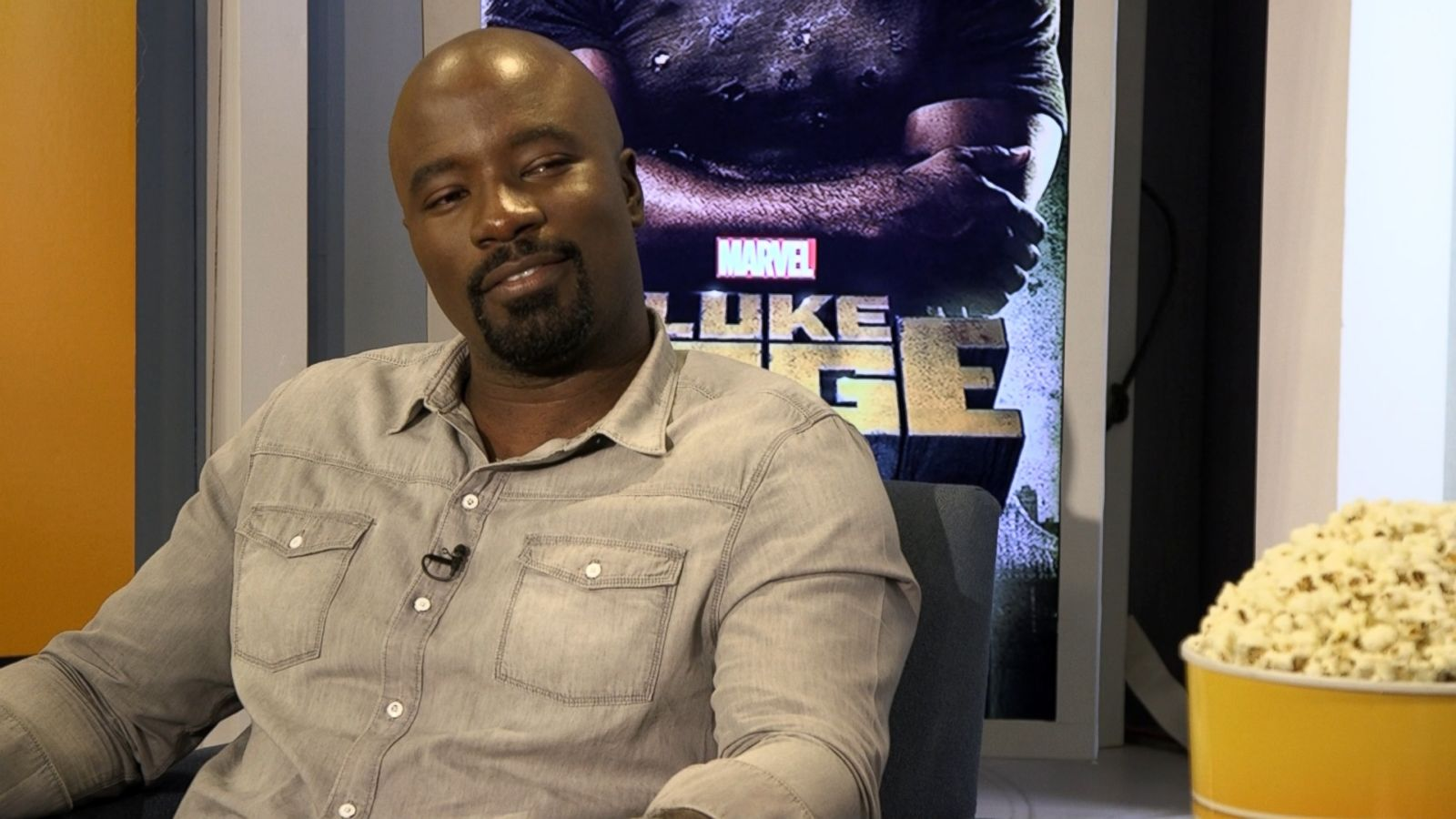 VIDEO: 'Luke Cage's' Mike Colter Sings a Soulful Rendition of 'Ain't No Sunshine'