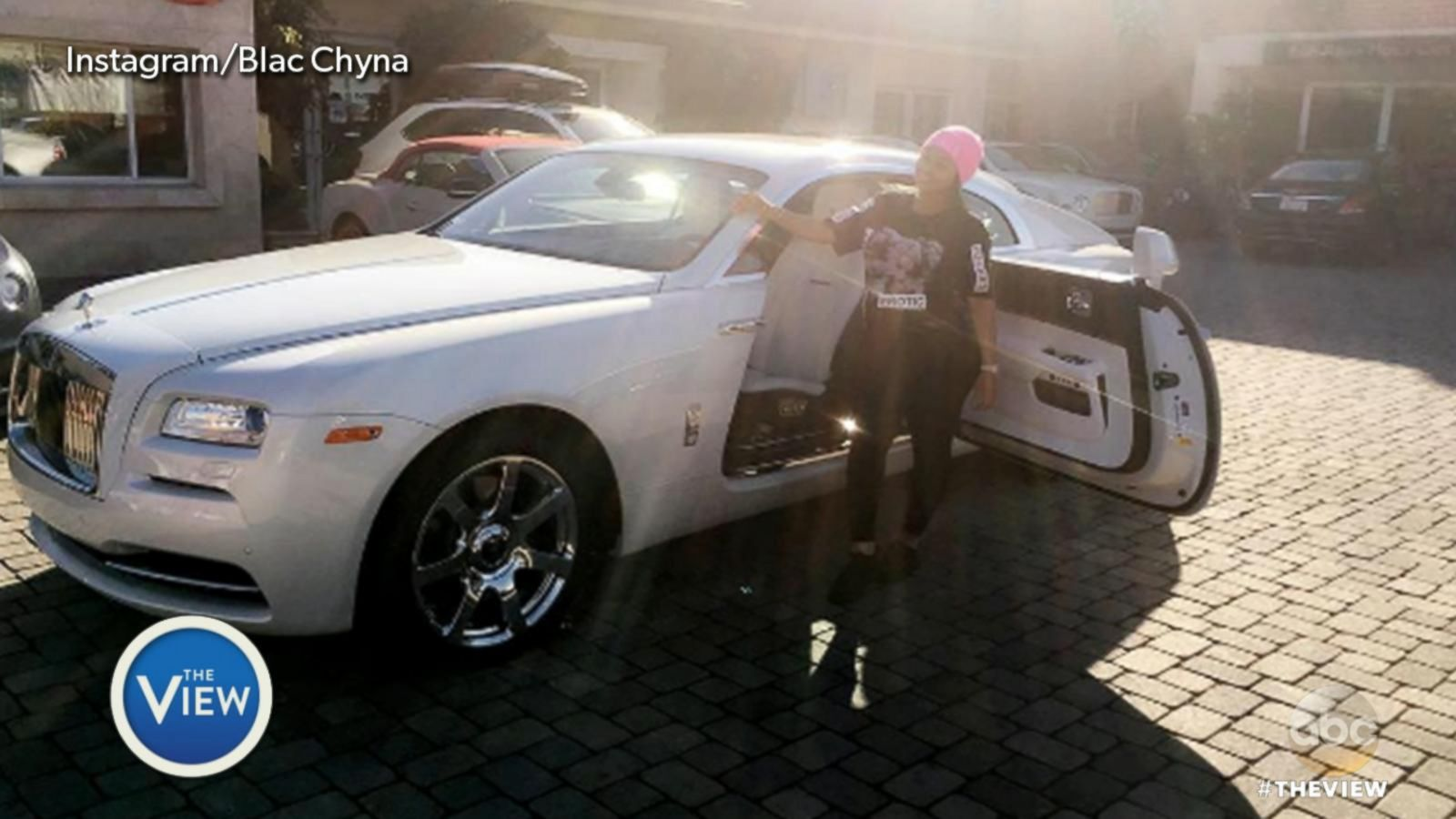 VIDEO: Blac Chyna Buys Herself $400,000 'Push Present'