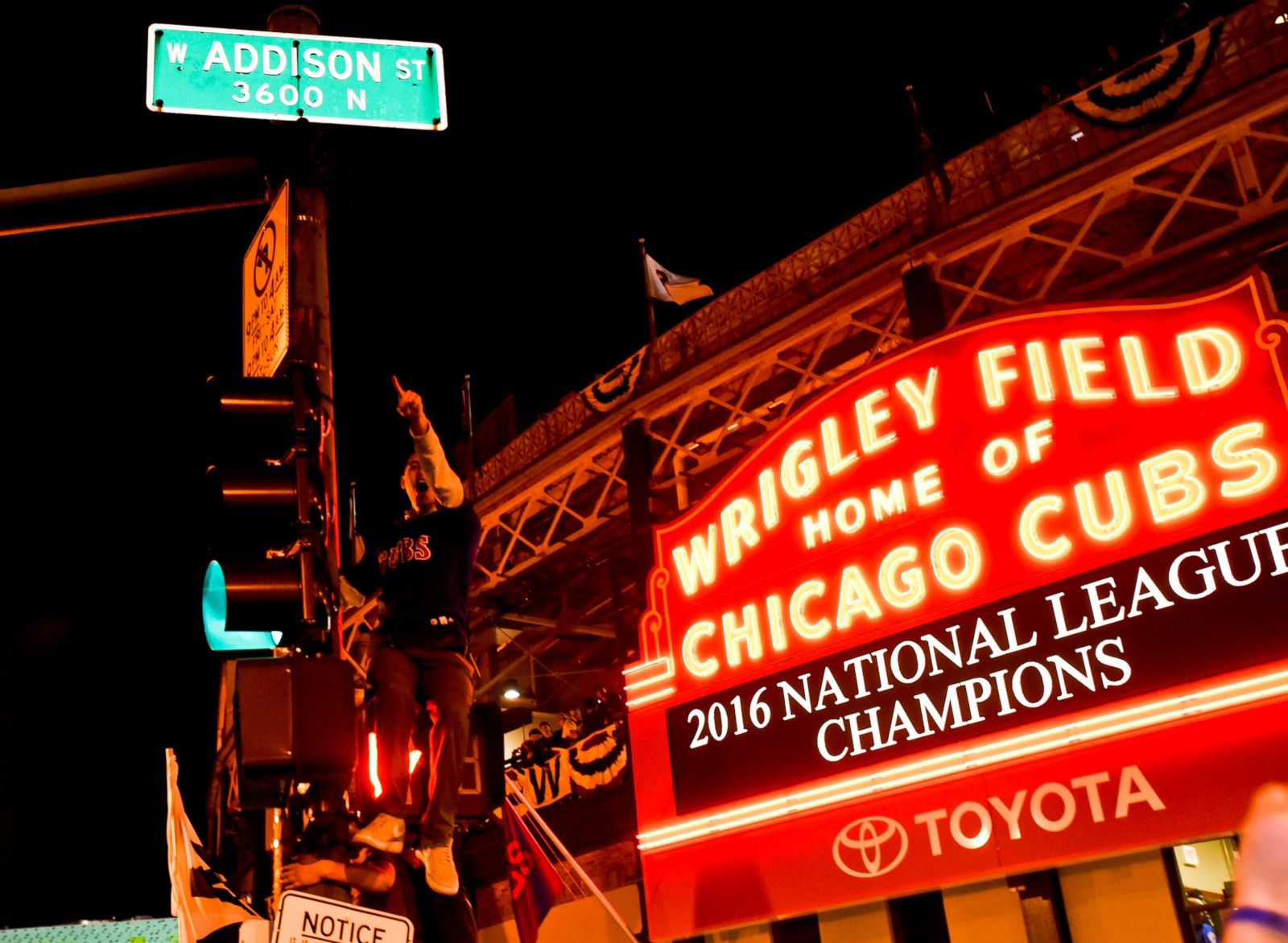VIDEO: Chicago Cubs Try And Erase Over 100 Years Of Misery