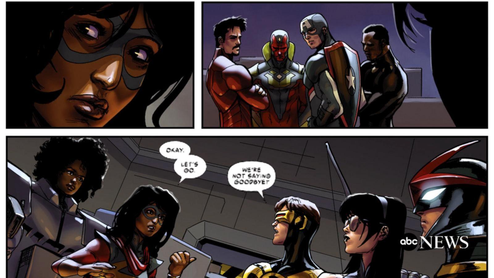 VIDEO: A Clash Between Superheroes Looms in Marvel's Civil War II