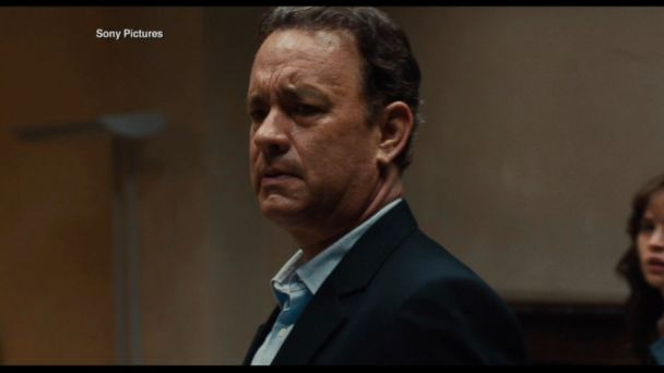 VIDEO: The Tom Hanks thriller was beat out by