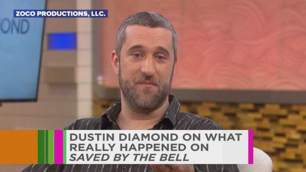 dustin diamond girlfriend