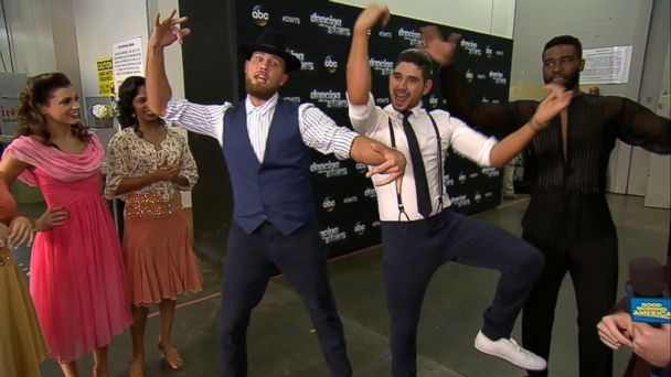 VIDEO: Sneak a Peek of the 'Dancing With The Stars' Finale's Dance Moves