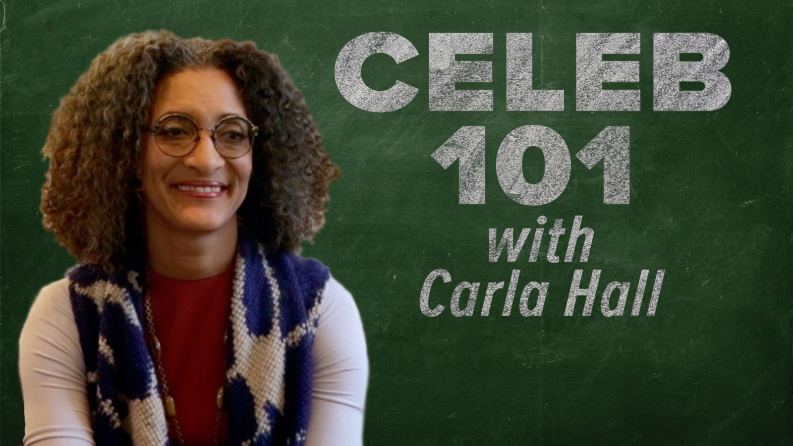 VIDEO: Celeb 101 with Carla Hall