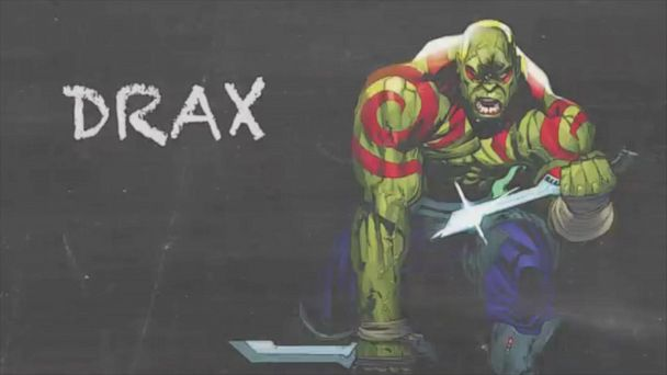 VIDEO: The Destroyer - Drax - Marvel 101