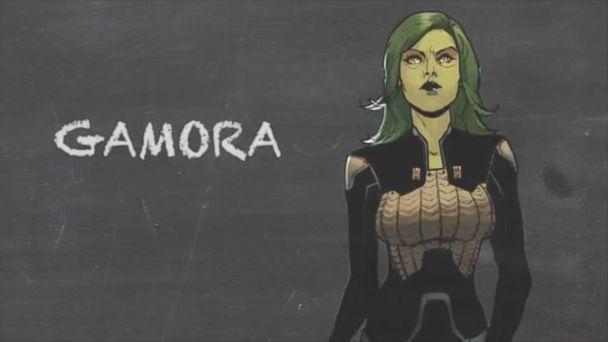 VIDEO: Deadly Assassin - Gamora - Marvel 101