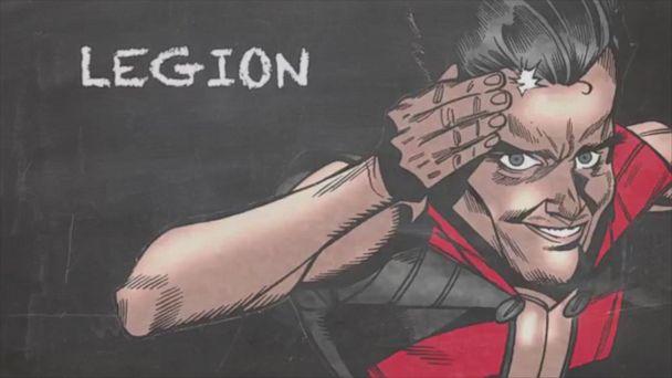 VIDEO: Wielding Untold Power - Legion - Marvel 101