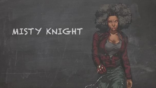 VIDEO: Strong Arm and a Good Eye - Misty Knight - Marvel 101