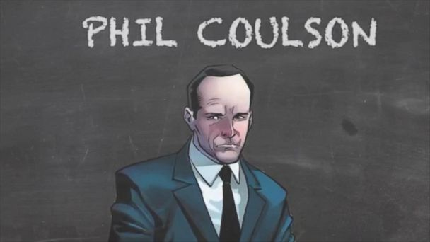 VIDEO: Ultimate S.H.I.E.L.D. Agent - Phil Coulson - Marvel 101