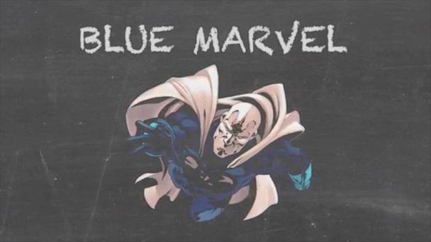 VIDEO: Antimatter Reactor - The Blue Marvel - Marvel 101