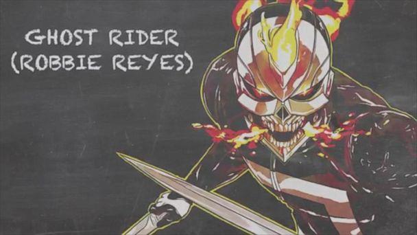 VIDEO: The Spirit of Vengeance - Robbie Reyes - Marvel 101