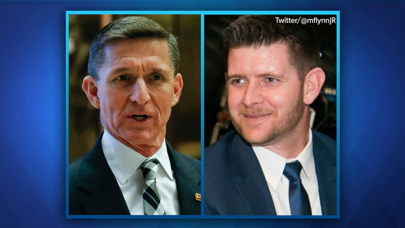 VIDEO: Trump's National Security Adviser Michael Flynn's Son Tweets Conspiracy Theories