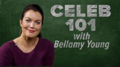 VIDEO: Celeb 101 With Bellamy Young