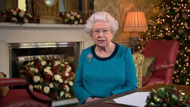 VIDEO: The Queen's annual Christmas message this year focused on the themes of