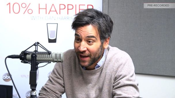 VIDEO: 10% Happier: Josh Radnor of 'How I Met Your Mother'