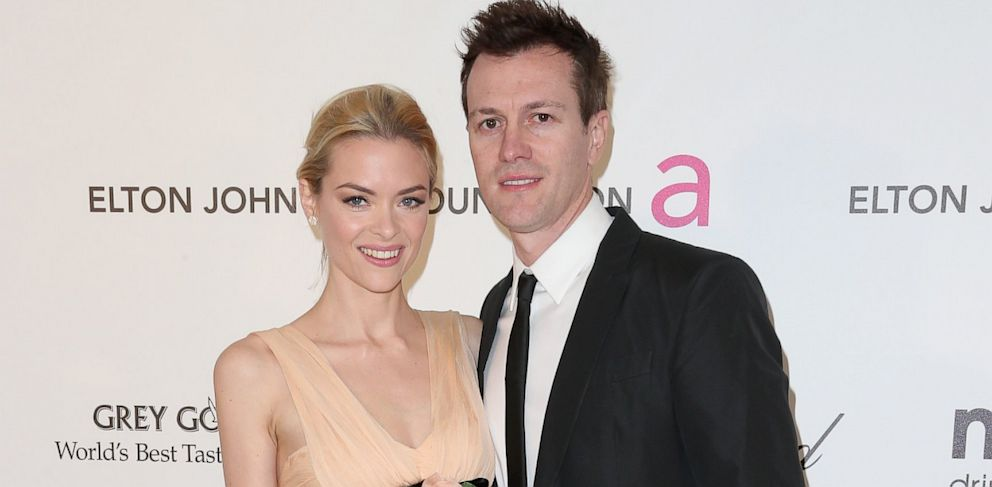PHOTO: Jaime King and Kyle Newman